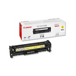 Canon cartridge CRG-718 yellow